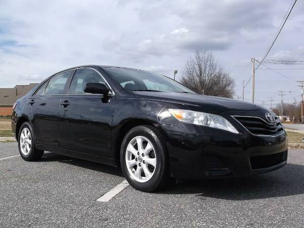 2010 Toyota Camry SE!!ALL CREDIT WELCOME!!! LETS GET YOU DRIVIN! APPLY