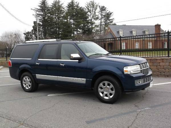 ***3 ROWS***2008 Lincoln Navigator L BAD CREDIT??!! APPLY NOW!!!
