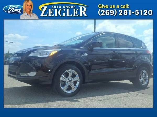 2013 Ford Escape SE SUV Escape Ford