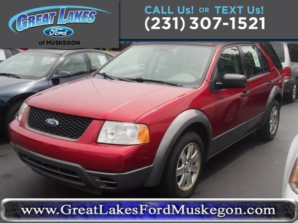 2006 Ford Freestyle SE SUV Freestyle Ford