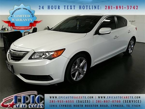 2014 Acura ILX 2.0L This has a FREE Warranty @@@@@@