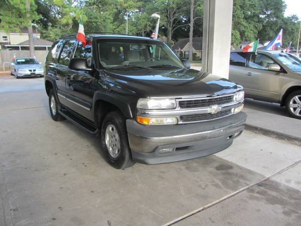 2005 Chevrolet Tahoe LS 4dr SUV WE FINANCE EVERY BODY
