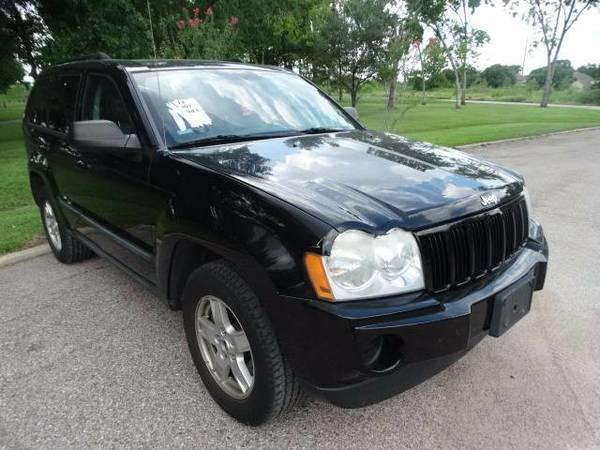 LOOK!!!!>> $499 DOW-2007 Jeep Grand Cherokee Laredo-IN HOUSE...