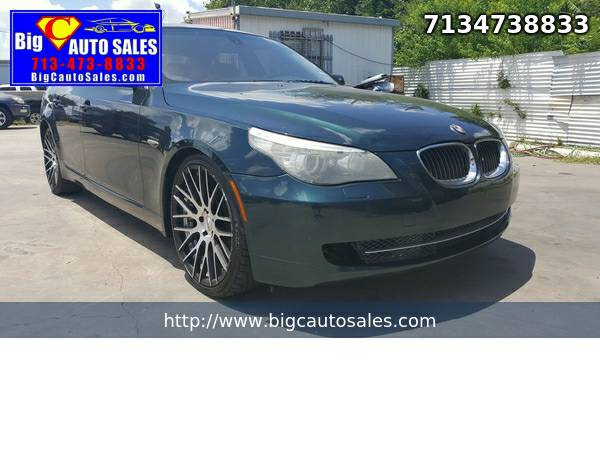 2008 BMW 5-Series 528i - Financing!
