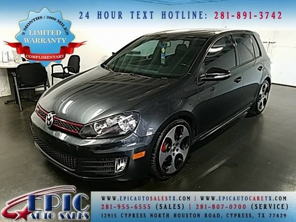 2012 Volkswagen GTI Base This has a FREE Warranty @@@@@@