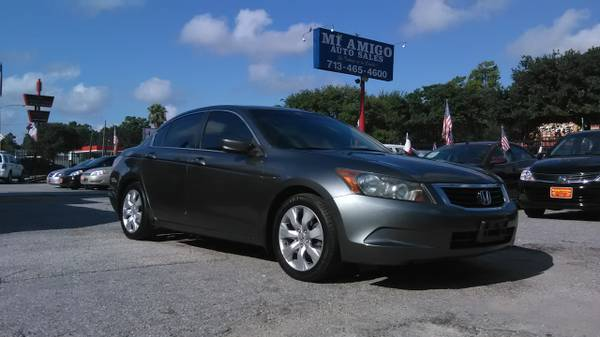 2009 Honda Accord EX-L - End of Month Sale!!! - Only $1,300 Down
