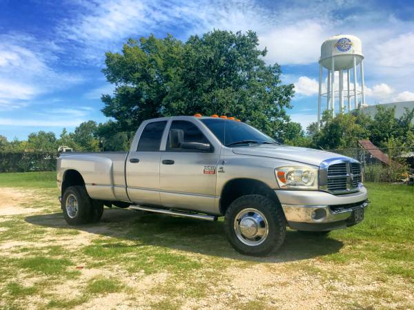 NEW Arrival **** 08 RAM 3500 Cummings *** 4X4 *** BLUE-Tech ****...
