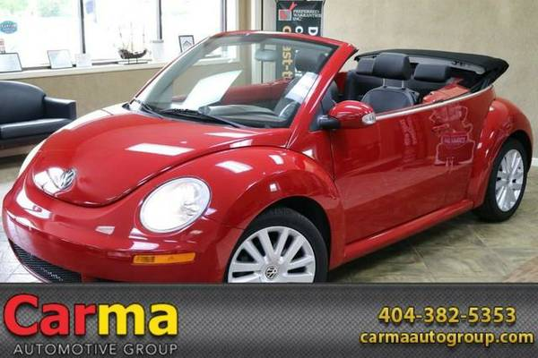 2008 Volkswagen New Beetle Convertible - ALL TRADES WELCOME!