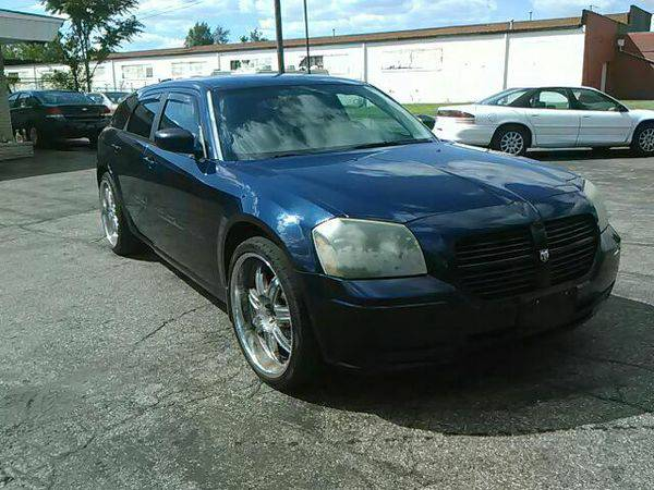 2005 *Dodge* *Magnum* SXT - 20 Minute Approval 💨