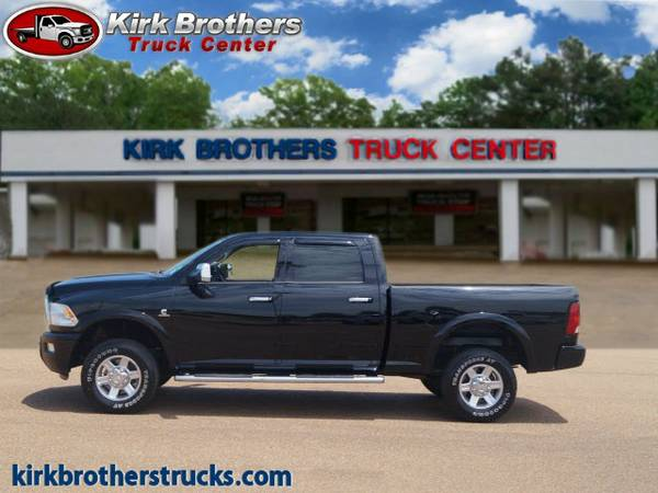 2012 Ram 2500 Black Clear Coat Buy Today....SAVE NOW!!