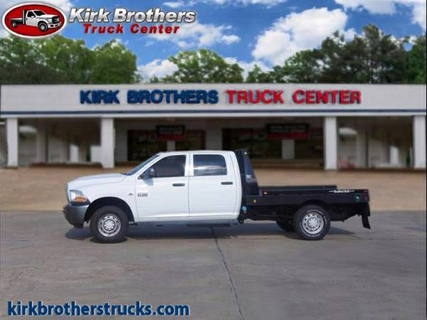 2011 Ram Chassis 3500 White ON SPECIAL!