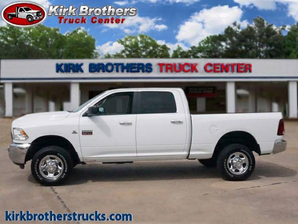 2012 Ram 2500 White Good deal!***BUY IT***