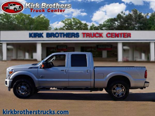 2013 Ford F-250 Super Duty Ingot Silver Metallic FANTASTIC DEAL!