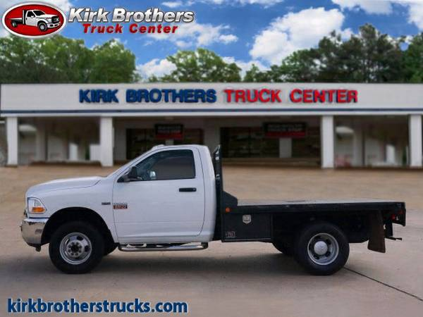 2011 Ram Chassis 3500 White Buy Today....SAVE NOW!!