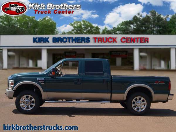 2008 Ford F-250 Super Duty Green Big Savings.GREAT PRICE!!