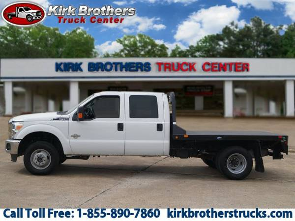 2015 Ford F-350 Super Duty White **Save Today - BUY NOW!**