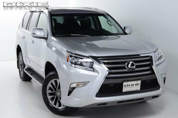 LOW MILES LOADED LIKE NEW 2014 LEXUS GX460 AWD