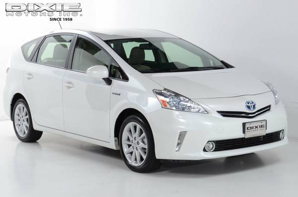 GREAT COLOR LOW MILES 2013 PRIUS V FIVE ALSO HAVE 2015 PRIUS FOUR