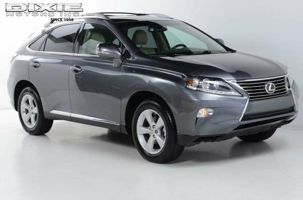 ONE OWNER GREAT PRICE 2014 LEXUS RX350 BASE FWD 4 IN STOCK