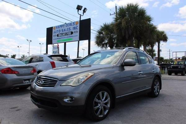 ★2008 Infiniti EX35 AWD Journey 4dr Crossover Guaranteed Credit