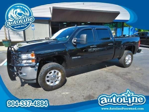 2012 Chevrolet Silverado 2500HD LT Truck Silverado 2500HD Chevrolet