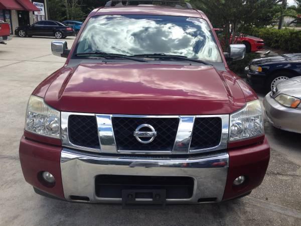 2007 Nissan Armada LE $6,900