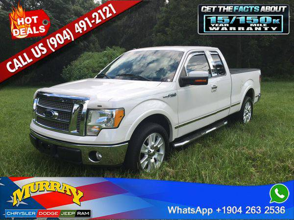 2010 *Ford* *F-150* *F 150* *F150* XLT - GET APPROVED TODAY!