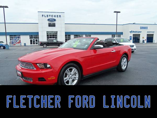 2012 Ford Mustang *Low Mileage*