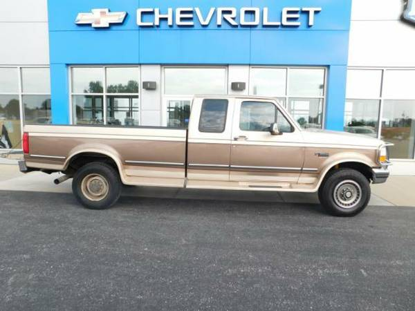 1992 Ford F-250 *Low Mileage*
