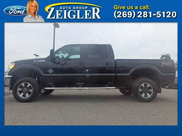 2013 Ford Super Duty F-350 SRW Lariat Truck Super Duty F-350 SRW Ford