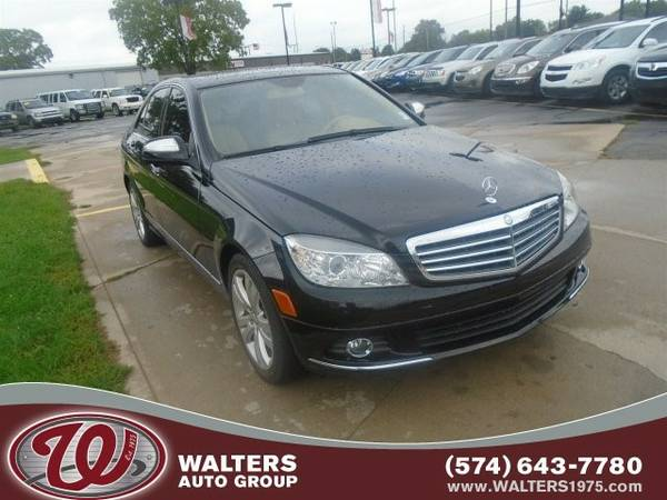 2008 Mercedes-Benz C300 Only 70K miles $170 a month with 0 DOWN