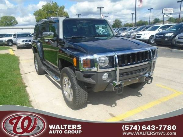 2007 Hummer H3 Leather MOONROOF Buy Here Pay Here $499 Down