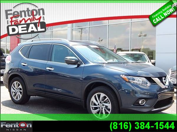 2015 Nissan Rogue SL * Best Internet Deals!