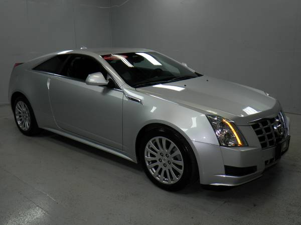 2013 CADILLAC CTS AWD COUPE 0-1000DN $467 MON