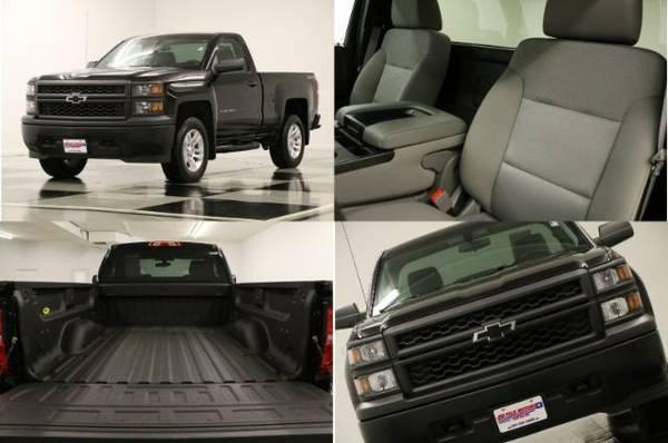 *SILVERADO 1500 4X4 REG CAB* 2015 Chevy *1 OWNER - 5.3L V8*