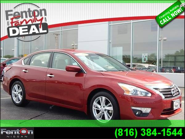 2015 Nissan Altima 2.5 SV * Best Internet Deals!
