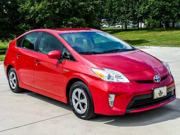 2012 *Toyota* *Prius* Two