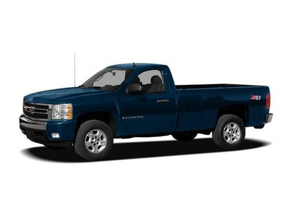 2008 *Chevrolet Silverado 1500* - (Black)