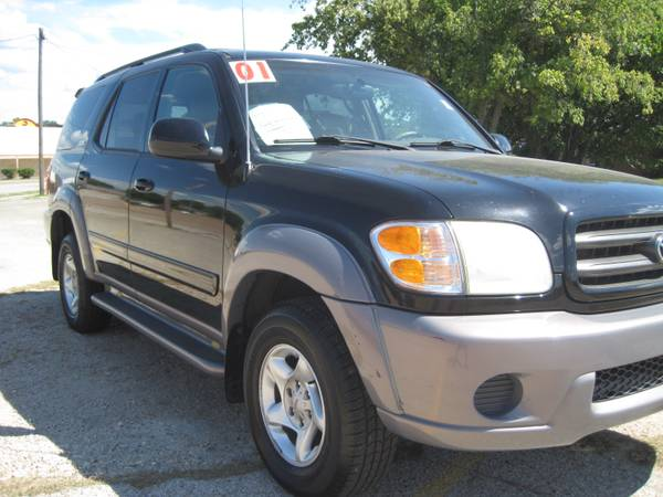 @@@ 2001 Toyota Sequoia@@@ Guaranteed Approval*