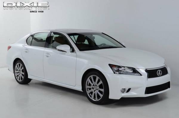 ONE OWNER LOW MILES LIKE NEW 2013 LEXUS GS 350