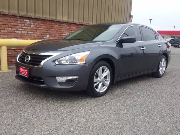 2013 NISSAN ALTIMA SV ONLY 44K MILES GETS NEARLY 40 MPG!