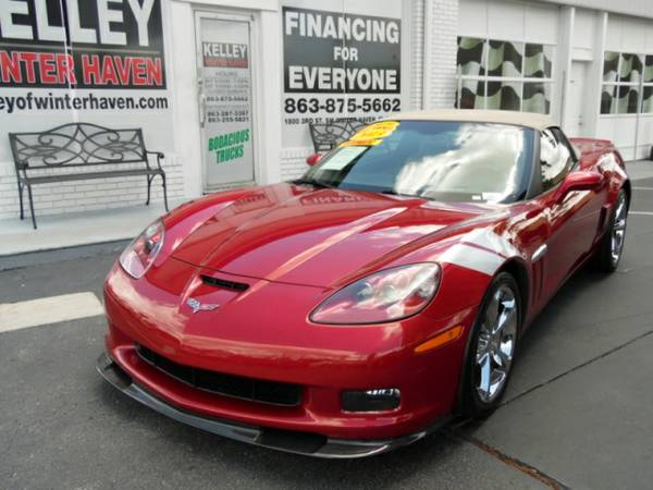 2013 Chevrolet Corvette *Low Mileage*
