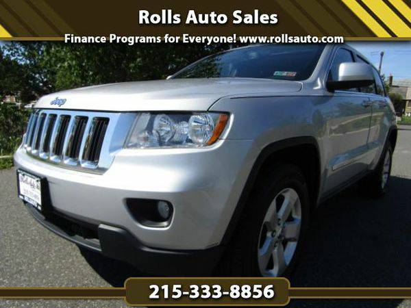 2012 *Jeep* *Grand* *Cherokee* Laredo 4WD From $495 Down! EZ Financing