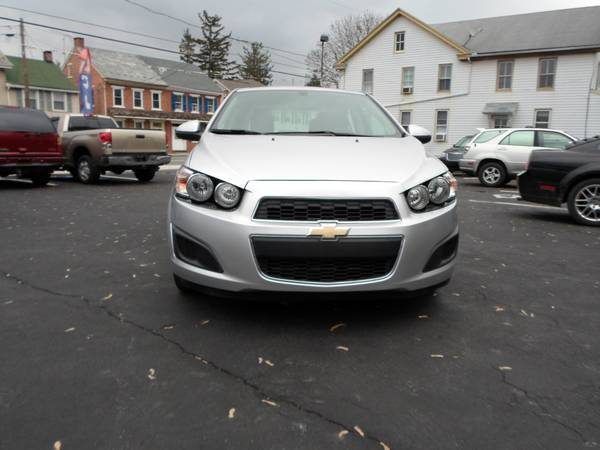 2014 Chevy Sonic LT *** Great Deal
