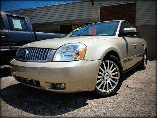 * 2005 Mercury Montego * Loaded ! As Low As $ 499 Down
