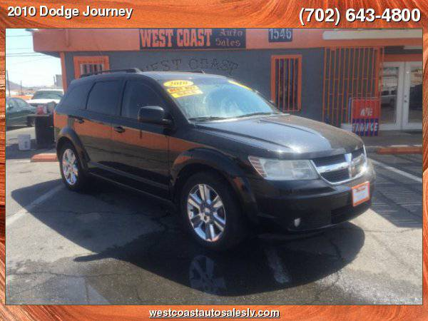 2010 Dodge Journey FWD 4dr SXT *1st Time Buyer? No Problem!!