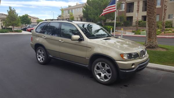 2000 BMW X5 4.4 Clean Title Fully Serviced
