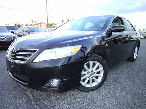 2011 *Toyota* *Camry* XLE -$599 Down EVERYONE APPROVED