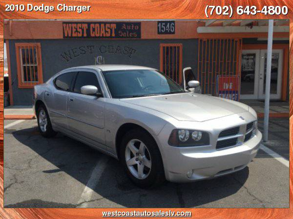 2010 Dodge Charger 4dr Sdn SXT RWD *No Credit? No Problem!