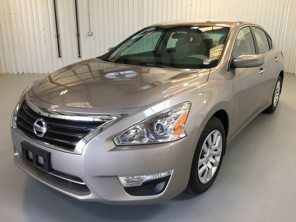 2015 NISSAN ALTIMA 2.5 S!ONLY 11K MILES*PUSH BUTTON START*GAS SAVER BU